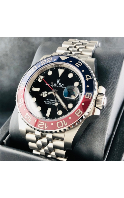 Rolex GMT Master-II Pepsi  product image