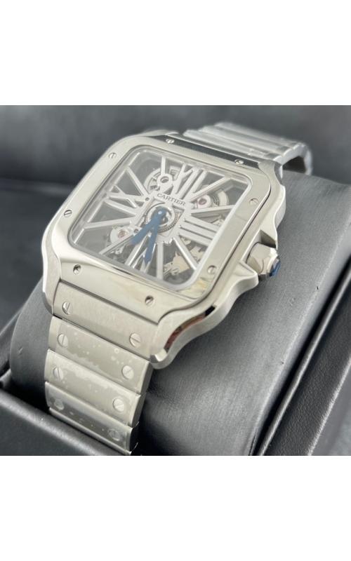 Cartier Santos Skeleton product image